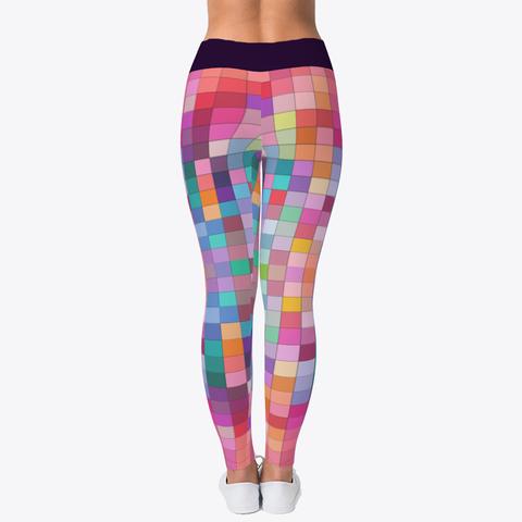 Color Blocks Workout Leggings
