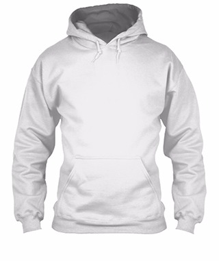 DIY hoodie, DIYSKU.com product design tool
