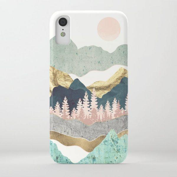 Custom Summer Vista iPhone Case
