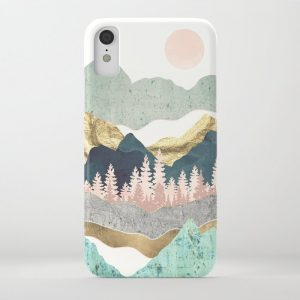 Custom Summer Vista iPhone Case