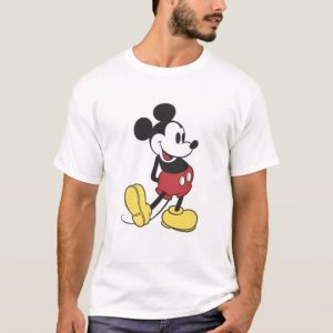 Custom Classic Mickey Mouse T-Shirt